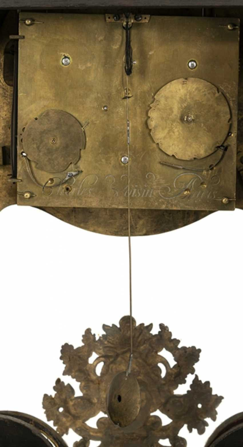 The Boulle clock on wall bracket - photo 2