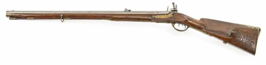 Flintlock rifle - photo 2