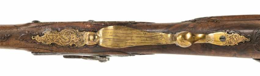 Aptierte Flintlock Rifle - photo 7