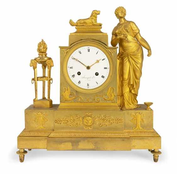 Fine Pendulum Clock: - photo 1