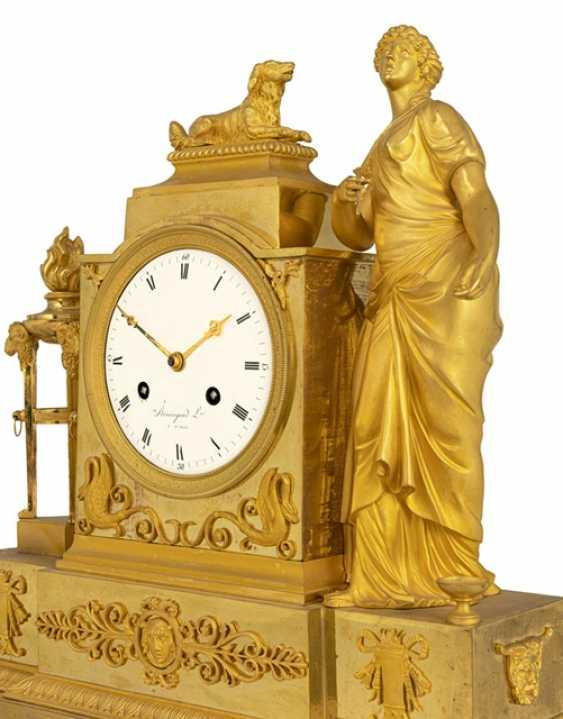Fine Pendulum Clock: - photo 3