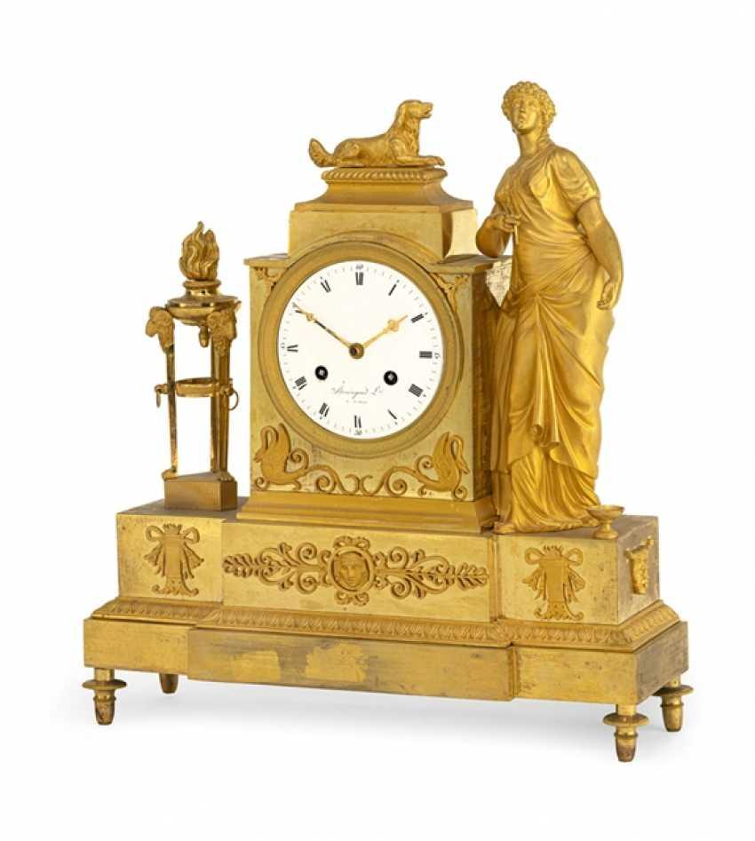 Fine Pendulum Clock: - photo 4