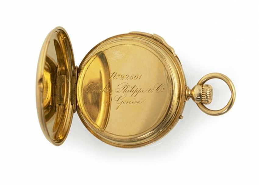 Pocket watch with quarter repeater - photo 3