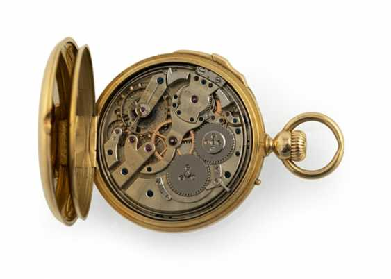 Pocket watch with quarter repeater - photo 4