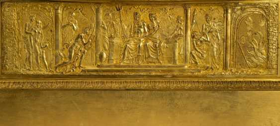 "Monumental pomp pendule ""Orpheus and Eurydice"" - photo 6"
