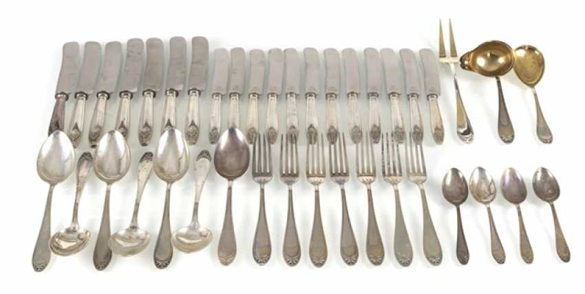 Art Nouveau Rest Of The Cutlery, Bruck- - photo 1