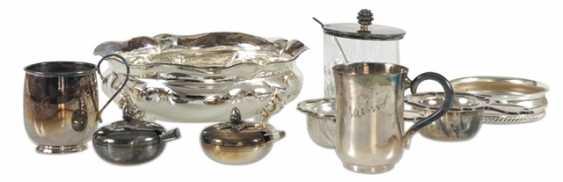 Cup, 8 Panel, Utensils, - photo 1