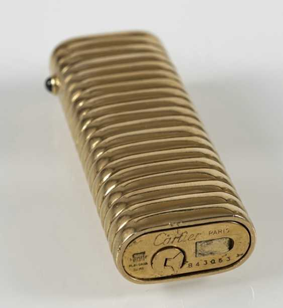 Lighter With Sapphire Handle, - photo 4