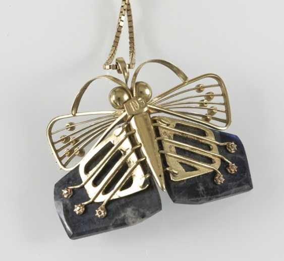 Butterfly On chain, 750Gg, - photo 2