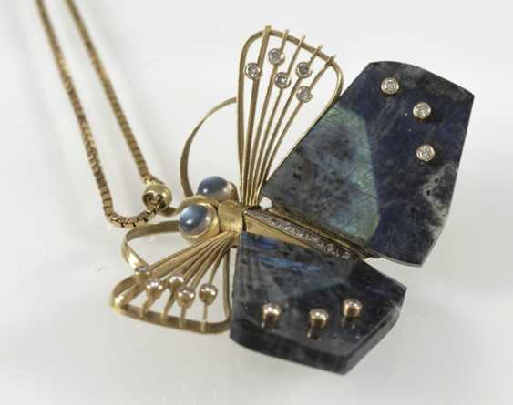 Butterfly On chain, 750Gg, - photo 4