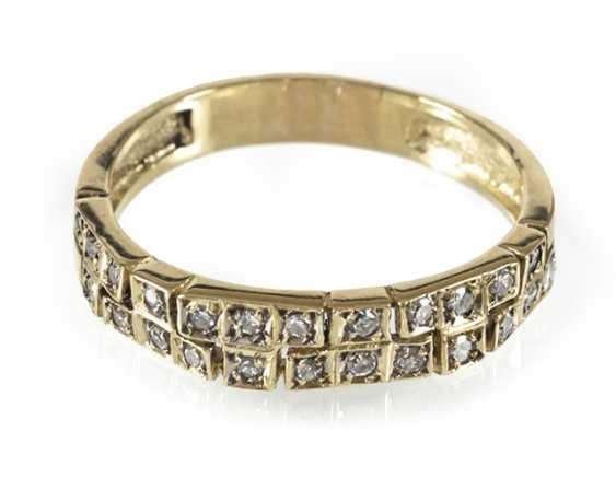 Diamond Ring, Gg, 24 8/8-Diamond - photo 1