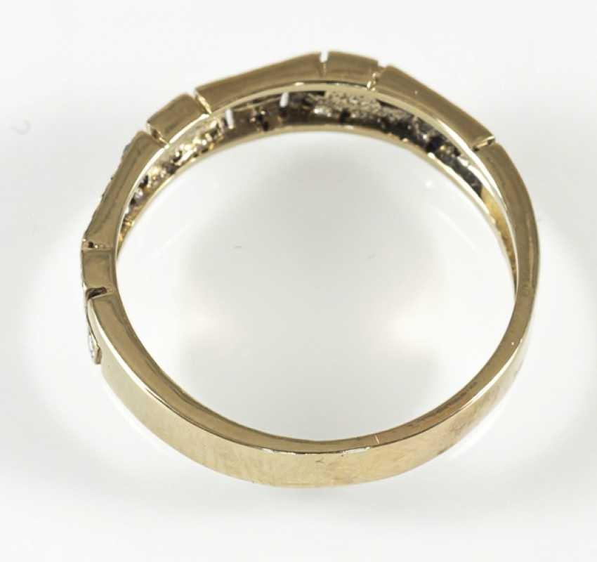 Diamond Ring, Gg, 24 8/8-Diamond - photo 2
