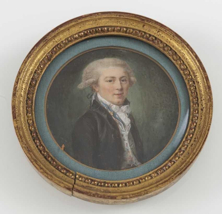 4 Miniatures, Lord Portraits - photo 2