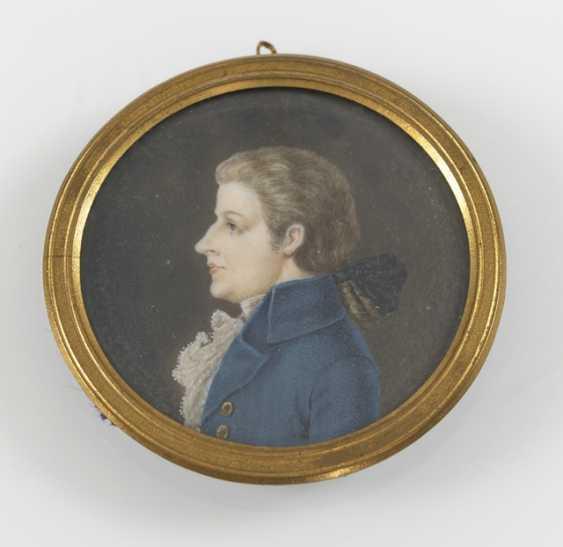 4 Miniatures, Lord Portraits - photo 3