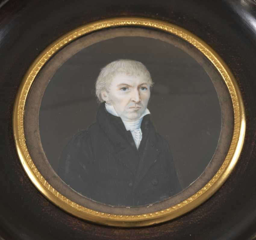4 Miniatures, Lord Portraits - photo 4