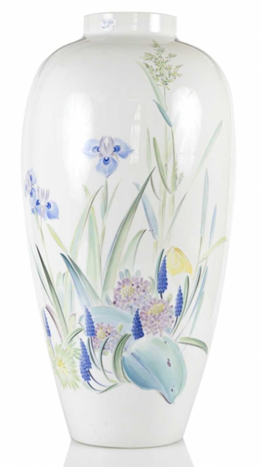 """Large Floor Vase """"Atrium"""" - photo 1"""