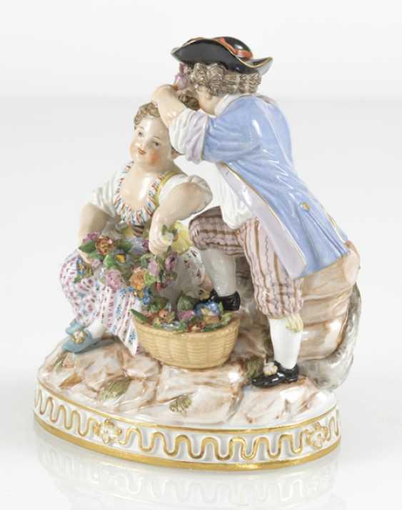 Few Gardeners, Children, Meissen - photo 4