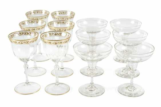 6 Wine Glasses, 6 Champagne - photo 1