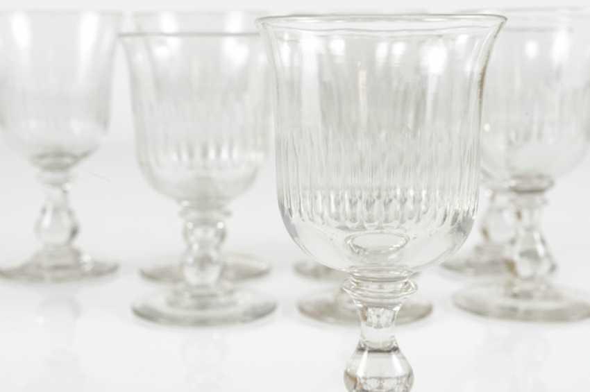 8 wine glasses - photo 2