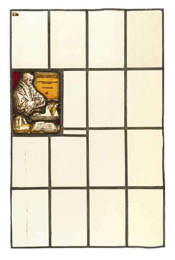 Lead Glass Window, According To Dürer - photo 2