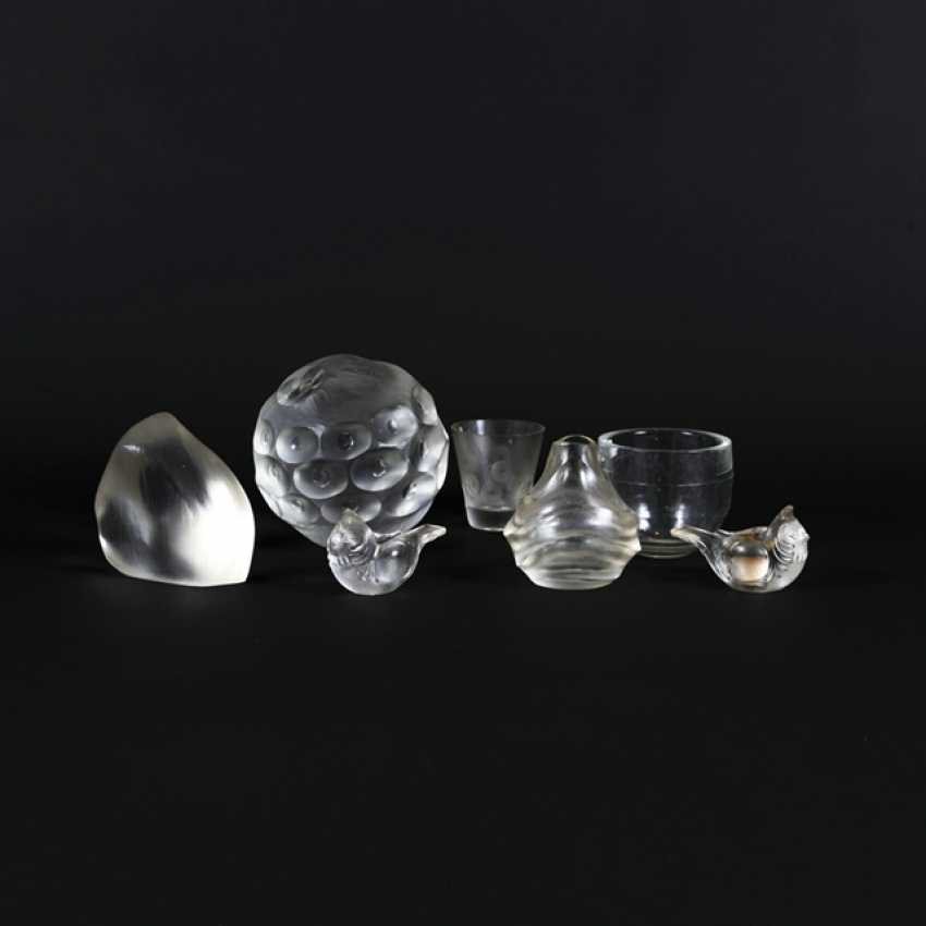 Seven Glass Objects - photo 1