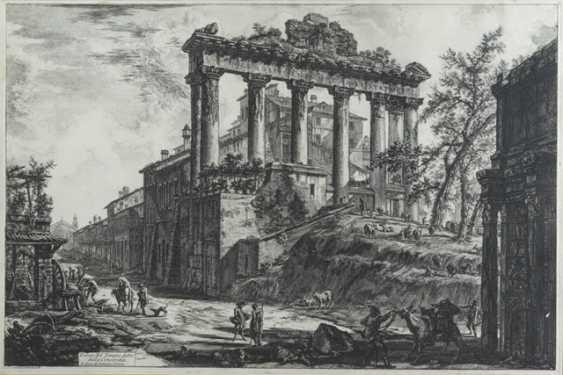 Piranesi, Giovanni Battista - photo 1