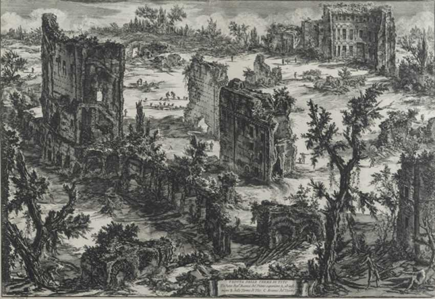 Piranesi, Giovanni Battista - photo 1