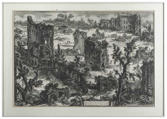 Piranesi, Giovanni Battista - photo 2