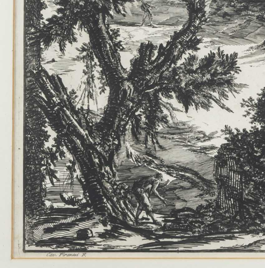 Piranesi, Giovanni Battista - photo 3