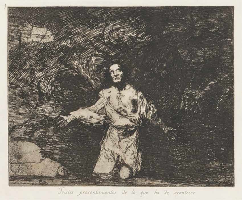 Goya, Francisco (After) - photo 1