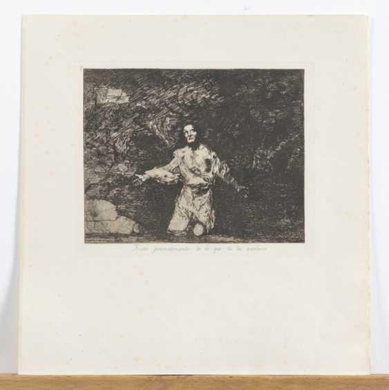 Goya, Francisco (After) - photo 2