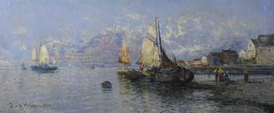 Helger, J.V. 1906 - photo 1