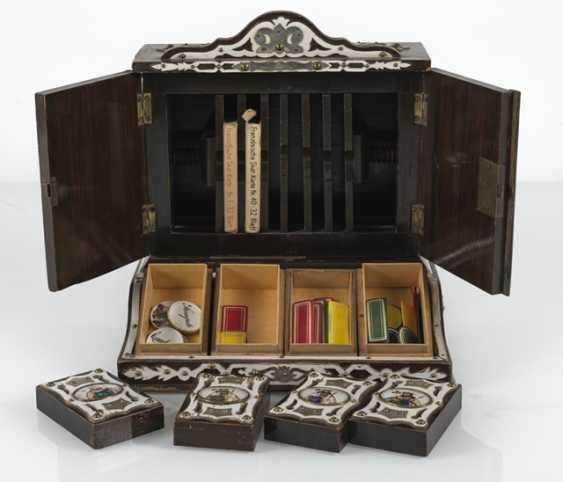 Card Game Box, Late 19th Century. Century. - photo 2