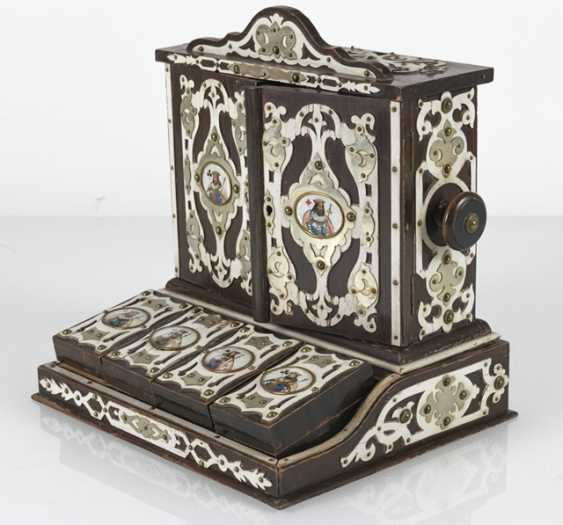 Card Game Box, Late 19th Century. Century. - photo 3