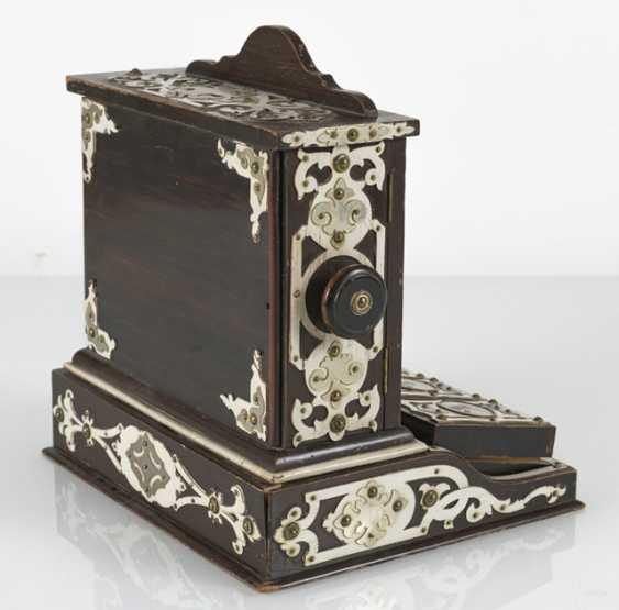 Card Game Box, Late 19th Century. Century. - photo 4