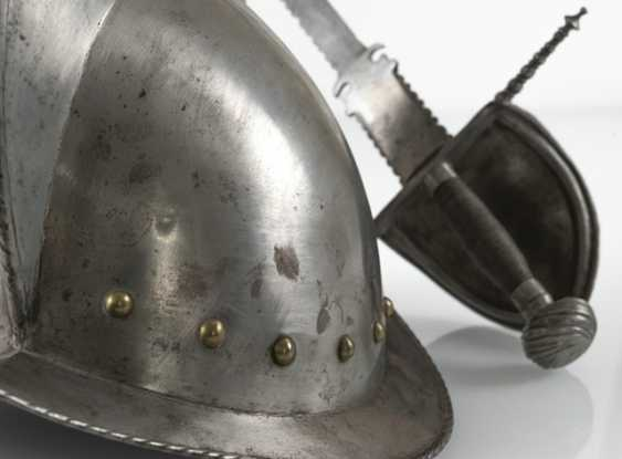 On The Left-Hand Dagger, And Morion - photo 2