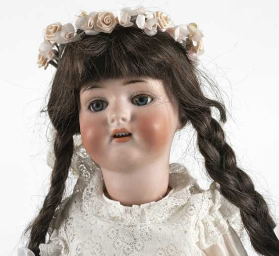 2 Porcelain Head Dolls - photo 3