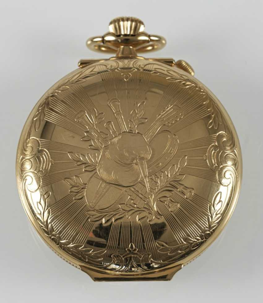 Pocket Watch With Automaton, - photo 4