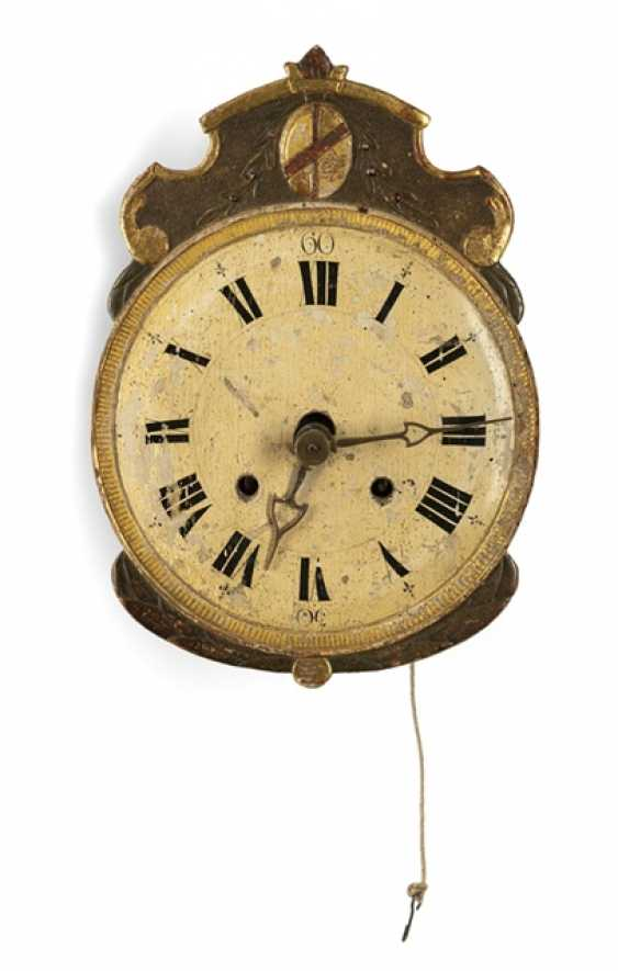 Clock model, 19. Century, - photo 1