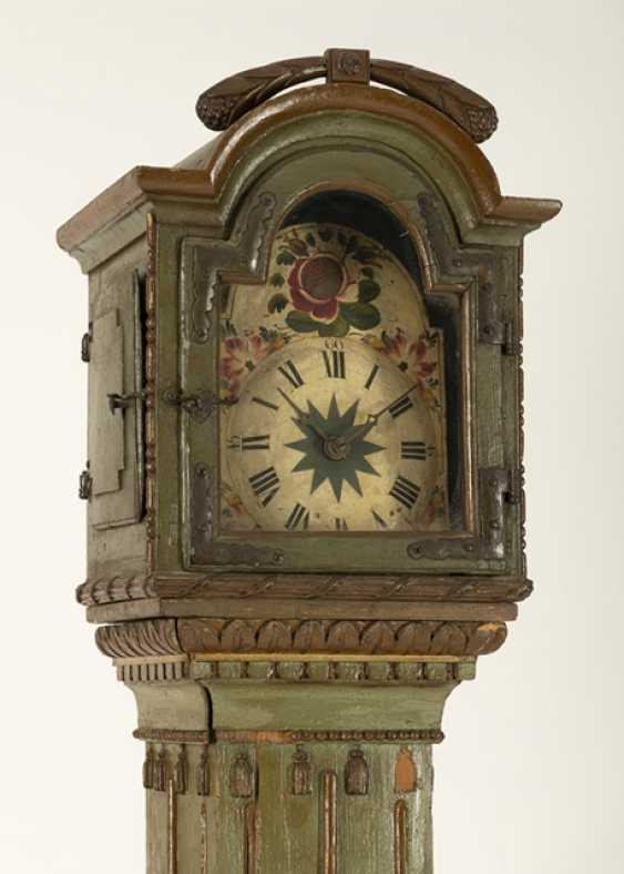 Grandfather Clock, Voigt Country, 18. Year - photo 2