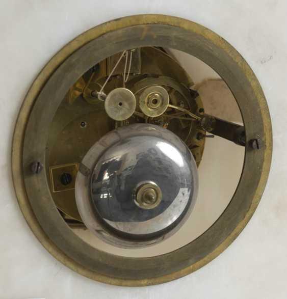 Pendule, L'Albâtre, Le 19. Siècle - photo 5