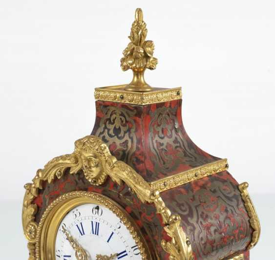 Small Pendulum Clock, Boulle Style - photo 4
