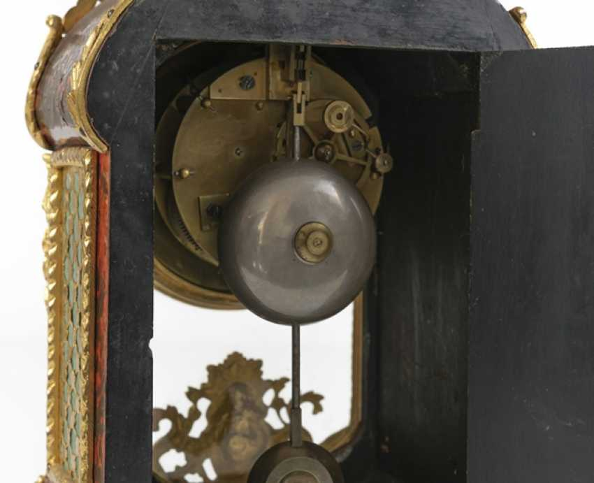 Small Pendulum Clock, Boulle Style - photo 6