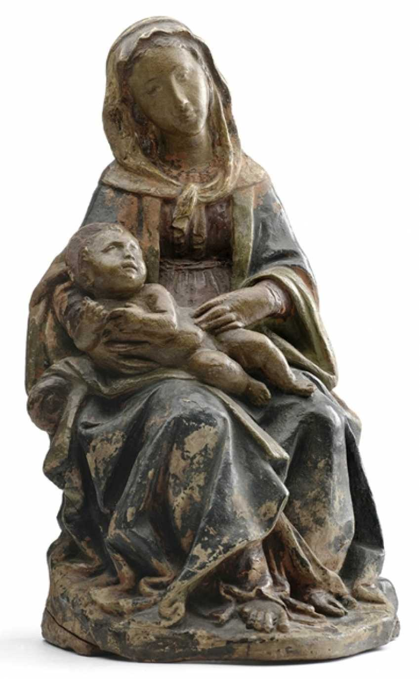 Madonna With Child, Italy, - photo 1