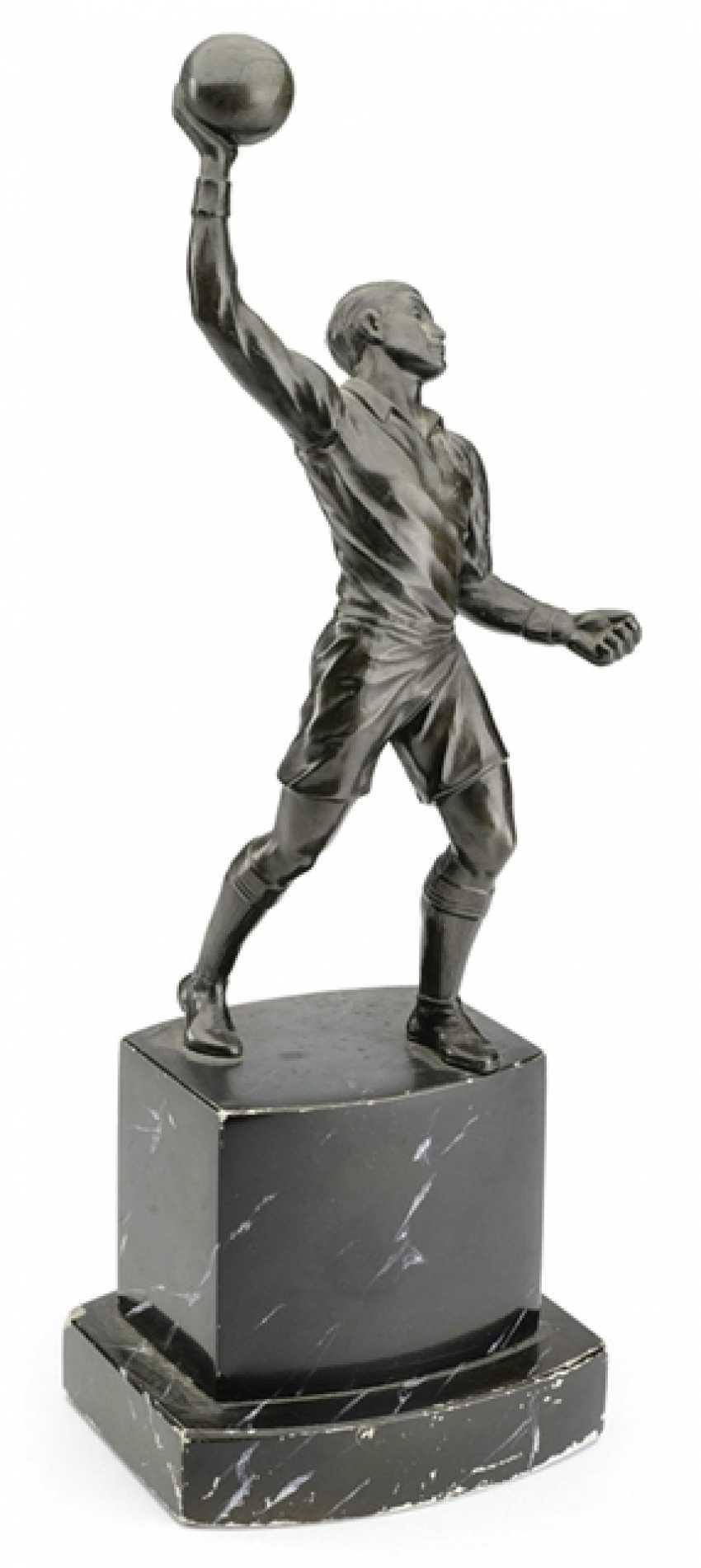 Handballspieler, Wohl 1920Er - Foto 1