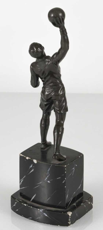 Handballspieler, Wohl 1920Er - Foto 2