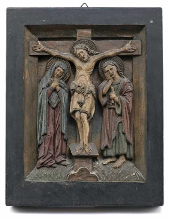 Relief, Copy In The Gothic - photo 1