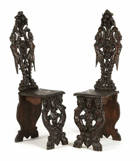 Few Board Chairs, Renaissance - photo 1