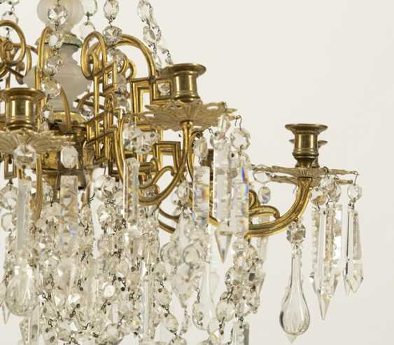 Ceiling Chandeliers, End Of The 19th Century. Year - photo 2