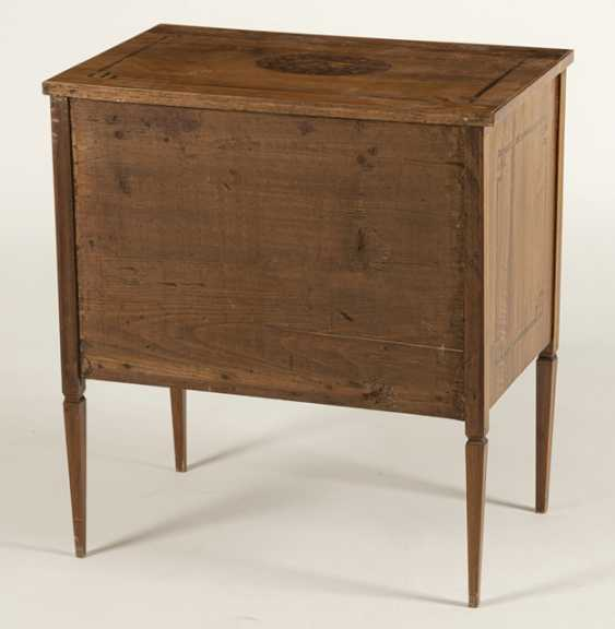 Small Louis Xvi Chest Of Drawers - photo 3